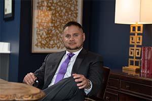 Attorneys Robert Boughter