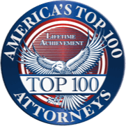 America's Top 100 Attorneys, Lifetime Achievement.