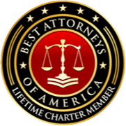 Best Attorney of America, Lifetime Charter Member