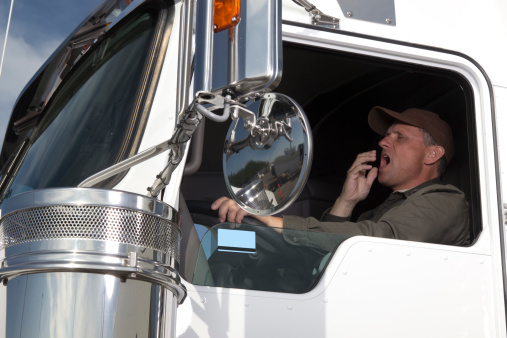 Drowsy driving truck accident attorney